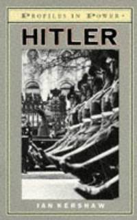 Hitler (Profiles in Power) by  Ian Kershaw - Paperback - from Cloud 9 Books and Biblio.com
