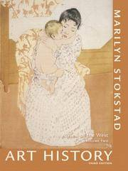 Art History: A View of the West, Volume 2 (3rd Edition) by Marilyn Stokstad - Paperback - 2007-05-04 - from Ergodebooks and Biblio.co.uk