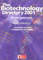 Biotechnology Directory 2001