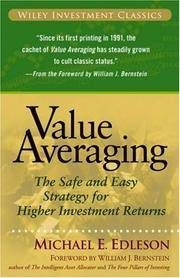 Value Averaging: The Safe and Easy Strategy for Higher Investment Returns (Wiley Investment...
