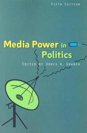Media Power In Politics, 5th Edition