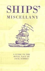 Ships Miscellany