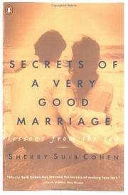 Secrets of a Very Good Marriage: Lessons from the Sea