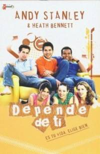 image of Depende de ti/ Up to You (Spanish Edition)