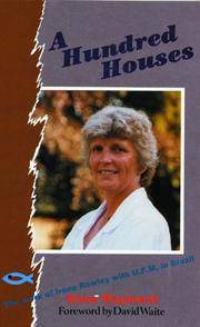 A Hundred Houses: The Story of Irene Rowley