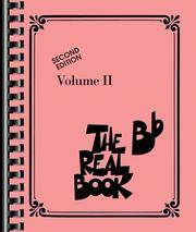 image of The Real Book - Volume II: Bb Edition (Real Books (Hal Leonard))
