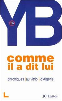 Comme il a dit lui (French Edition)