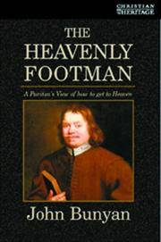 image of The Heavenly Footman : A Description of the Man That Gets to Heaven