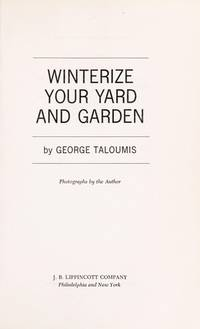 Winterize Your Yard And Garden