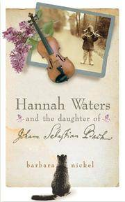 UC Hannah Waters and the Daughter of Johann Sebastian Bach