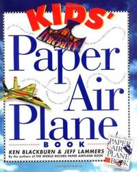 KIDS PAPER AIRPLANE BK