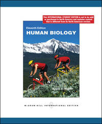 Human Biology by Sylvia S. Mader - Paperback - 11th Revised edition - 2009-03-01 - from Ergodebooks (SKU: SONG0070167788)