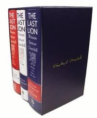 The Last Lion Box Set: Winston Spencer Churchill, 1874 - 1965 (3 Volume Set)