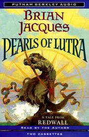 image of The Pearls of Lutra: A Tale of Redwall, (Book 9)