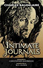 image of Intimate Journals (Dover Books on Literature_Drama)