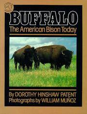 image of Buffalo: The American Bison Today