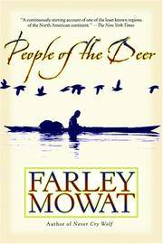People of the Deer (Death of a People) by  Farley Mowat - Paperback - from Good Deals On Used Books and Biblio.co.uk