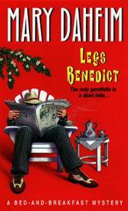 Legs Benedict: : A Bed-And-Breakfast Mys