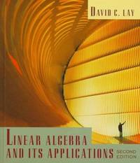image of Linear Algebra and Its Applications