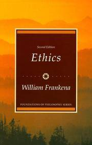 Ethics, 2nd Ed