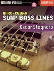 Afro-Cuban Slap Bass Lines