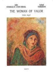 The Woman of Valor: Eshet Hayil by Israel, Adin Steinsaltz Even