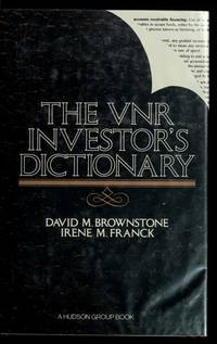 The VNR Investor's Dictionary