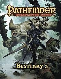 image of Pathfinder Roleplaying Game: Bestiary 3