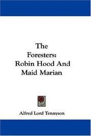 image of The Foresters: Robin Hood And Maid Marian