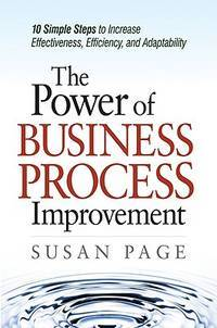 The Power Of Business-Process Improvement
