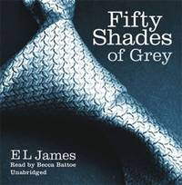 image of Fifty Shades of Grey (Audio CD)