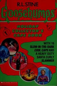Goosebumps Holiday Collectors Caps Book