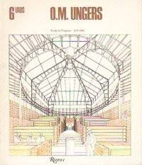 O.M. Ungers, works in progress (Catalogue)