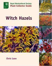 image of Witch Hazels (Royal Horticultural Society Plant Collector Guide)