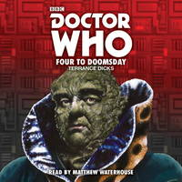 image of Doctor Who Four to Doomsday