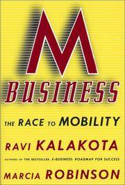 M Business: The Race to Mobility