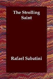 image of The Strolling Saint