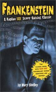 image of Frankenstein: A Kaplan SAT Score-Raising Classic (Kaplan Score Raising Classics)