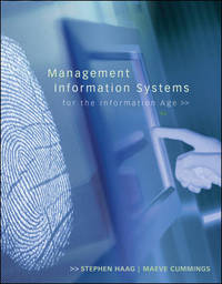 image of Management Information Systems for the Information Age