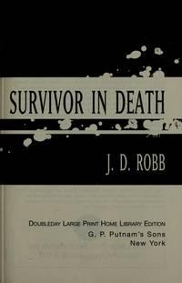 Survivor in Death (in death, 20)