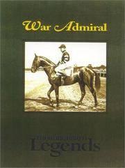 War Admiral (Thoroughbred Legends)