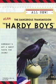 The Hardy Boys #184 The Dangerous Transmission