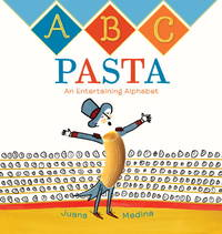 ABC Pasta an Entertaining Alphabet