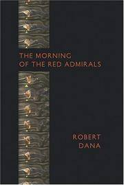 The Morning Of The Red Admirals