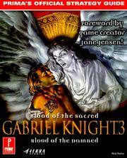 GABRIEL KNIGHT 3: Prima's Official Strategy Guide