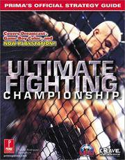Ultimate Fighting Championship: Prima's Official Strategy Guide