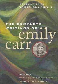 image of Complete Writings of Emily Carr