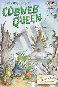 The Curse of the Cobweb Queen: An Otto & Uncle Tooth Adventure (Step into Reading, Step 3)