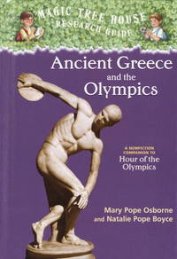 Magic Tree House Fact Tracker #10: Ancient Greece and the Olympics: A Nonfiction Companion to...