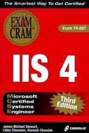MCSE IIS 4 Exam Cram 3E (Exam: 70-087)